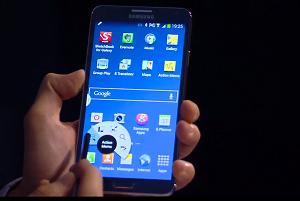 Samsung Galaxy Note 3 Phablet si Kecil Bertenaga Besar