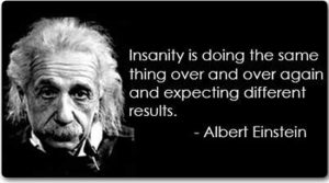 The Insanity