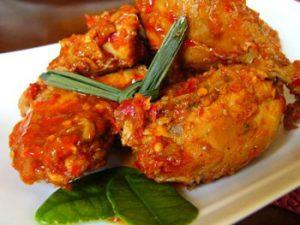 Resep Masakan: Ayam Bakar Rica Rica